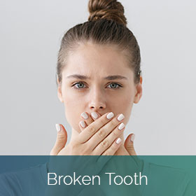 Broken Tooth